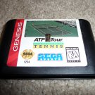 ATP Tour Tennis (Sega Genesis Game) FREE SHIPPING