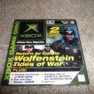 Demo Disk #18 (Xbox System) Wolfenstein FREE SHIPPING