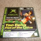 Demo Disk #19 (Xbox System) Pro Race Driver FREE SHIPPING