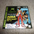 Demo Disk #20 (Xbox System) NBA Street 2 FREE SHIPPING
