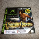 Demo Disk #24 (Xbox System) Prince Of Persia FREE SHIPPING