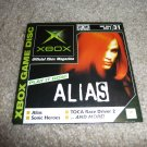Demo Disk #31 (Xbox System) Alias FREE SHIPPING
