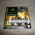 Demo Disk #40 (Xbox System) Mercenaries FREE SHIPPING