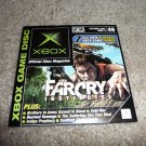 Demo Disk #49 (Xbox System) Far Cry FREE SHIPPING