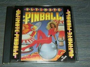 Ultimate Pinball PC Game (FREE SHIPPING)