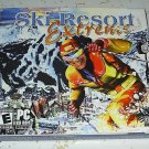 Ski-Resort Extreme PC Game Brand New (FREE SHIPPING)