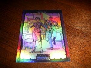 1993 Dark Dominion Foil Card #32 (Shylock)
