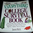 (FREE SHIPPING) College Survival Book