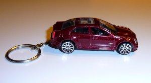 2009 Cadlliac CTS-V Car Keychain (FREE SHIPPING)