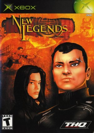 New Legends Xbox Game (FREE SHIPPING)