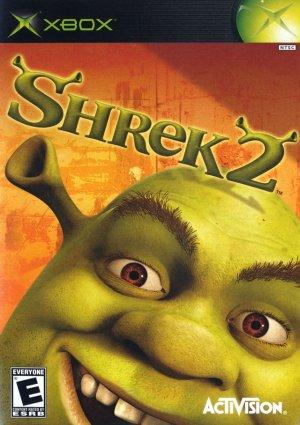 Shrek 2 Xbox Game (FREE SHIPPING)