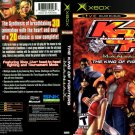 King Of Fighters Maniax Xbox Game (FREE SHIPPING)