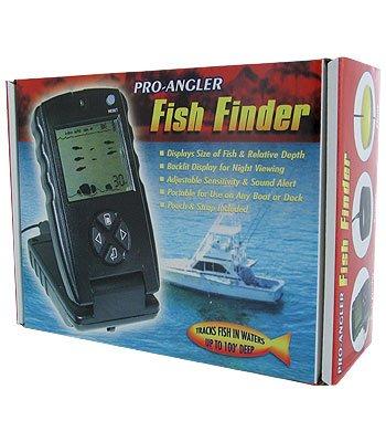 PRO-ANGLER FISH FINDER