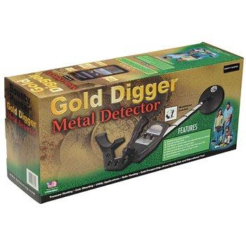 BOUNTY HUNTER® GOLD DIGGER METAL DETECTOR