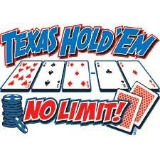 Texas Holdem Poker T Shirt Tee Sizes Medium, Large, XL, 2XL Style#2