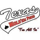 Texas Holdem Poker T Shirt Tee Sizes Medium, Large, XL, 2xl Style#3