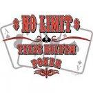 Texas Holdem Poker T Shirt Tee Sizes 3xl ( Xxxl ), 4xl ( Xxxxl ) Style#13