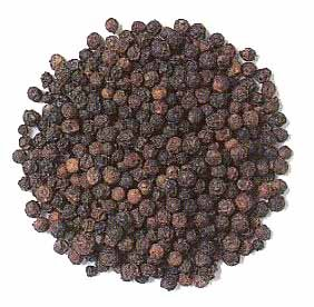 Organic Malabar Black Peppercorns