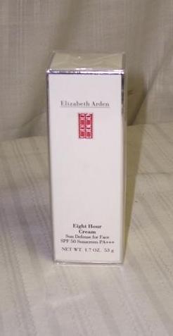 ELIZABETH ARDEN  Eight Hour Cream Sun Defense for Face 1.7 oz SPF 50