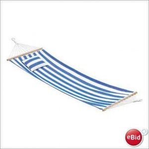 Blue Striped Hammock (36669) FREE SHIPPING