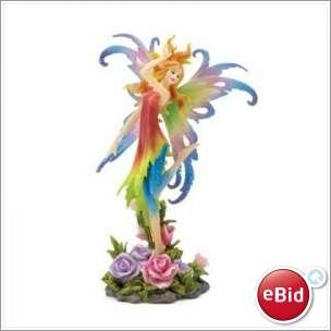 Fairy and Rose Figurine (37080) FREE SHIPPING