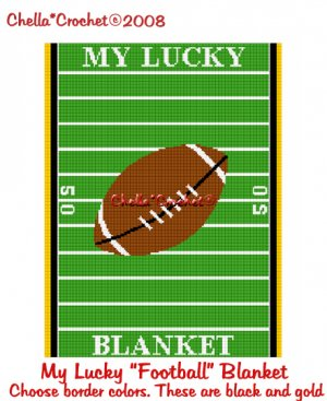 Crochet Felted Football Pattern - Knitting Patterns and Crochet