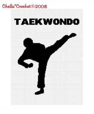 Taekwon-Do itf Patterns 4th - 6th degree final european
