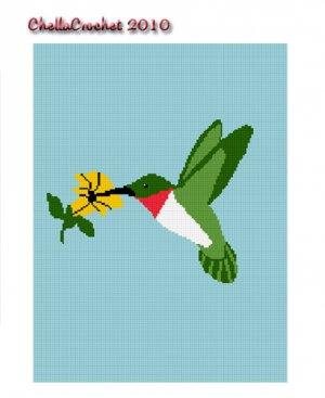 Ravelry: Amigurumi Hummingbird pattern by April Duclos