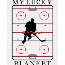 My Lucky HOCKEY Blanket Afghan Crochet Pattern Graph