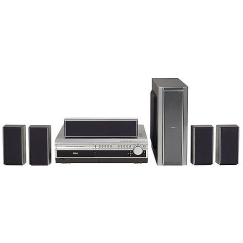 RCA RTD500 Multimedia Jukebox Home Theater System with 40 GB Hard Drive