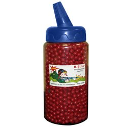 2000 PC Red Pellet Speed Bottle