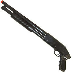 Pump Action Airsoft Shotgun