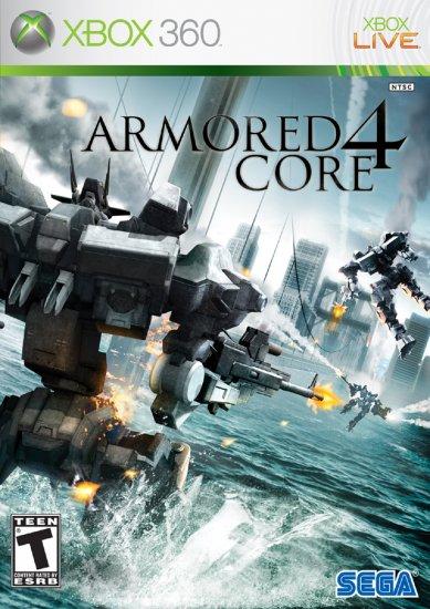 Armored Core 4 (Xbox 360)