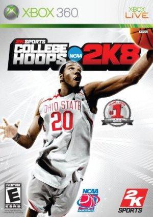 College Hoops 2K8 (Xbox 360)