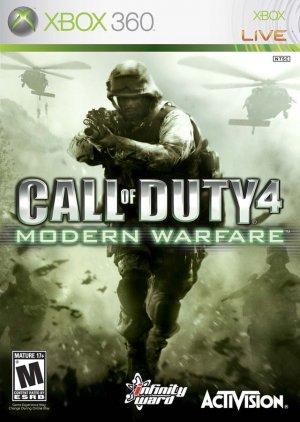 Call of Duty 4: Modern Warfare (Xbox 360)