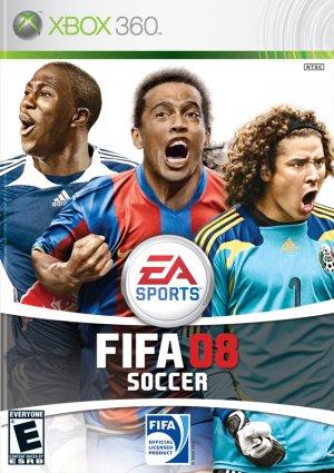 FIFA Soccer 08 (Xbox 360)