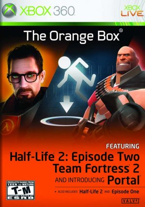 The Orange Box (Xbox 360)