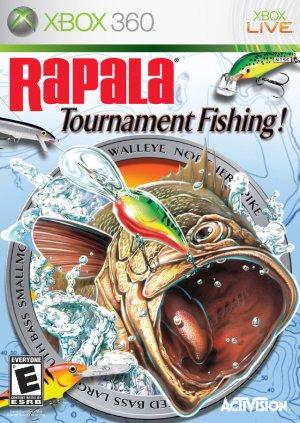 Rapala Tournament Fishing (Xbox 360)