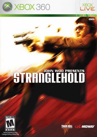 John Woo Presents Stranglehold (Xbox 360)