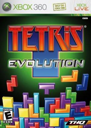 Tetris Evolution (Xbox 360)