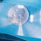 6 Wallet Magnifying Fresnel Lenses 4x Reading Magnifier