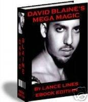 David Blaine magic tricks revealed ebook