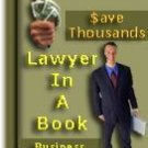 Lawyer In A Book - 100 Real Estate & Business Forms