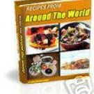 Recipes From Around The World Ebook