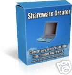 Shareware Creator - Create Time-Limited Software