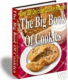 The Big Book of 200 Cookies eBook