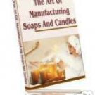 The Complete Guide To Soap & Candle Making Craft Ebook