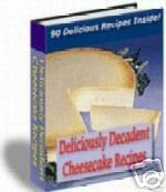 Ultimate CHEESECAKE Recipe Collection EBook Cookbook