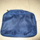 Estee Lauder Blue Dotted Travel Bag