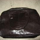 Estee Lauder Faux Alligator Handbag